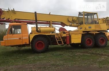 Tatra 815 1995 в Кременной
