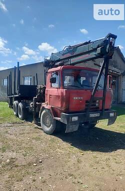 Tatra 815 1989 в Черновцах