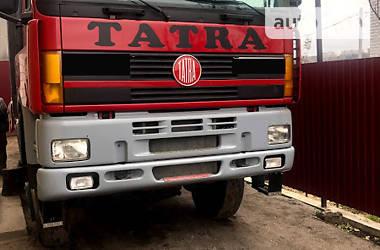 Лісовоз / Сортиментовоз Tatra 815 2004 в Фастові