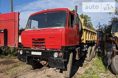 Самоскид Tatra 815 1991 в Дрогобичі