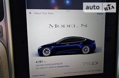 Tesla Model S 75D 2017 в Киеве