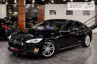 Tesla Model S P85 Performance 2013