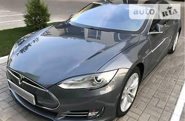 Tesla Model S p85+ 2014
