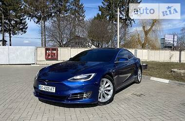 Tesla Model S 2017 в Тернополе