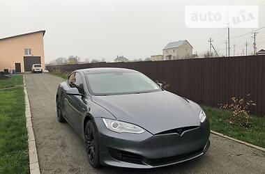Лифтбек Tesla Model S 2013 в Киеве