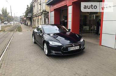 Седан Tesla Model S 2014 в Одессе