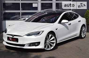 Седан Tesla Model S 2018 в Одессе