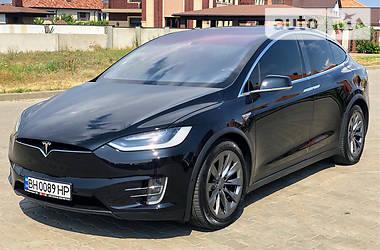 Tesla Model X 75D 2016 в Одессе