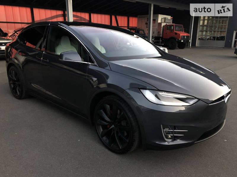 Tesla Model X 2019 в Києві
