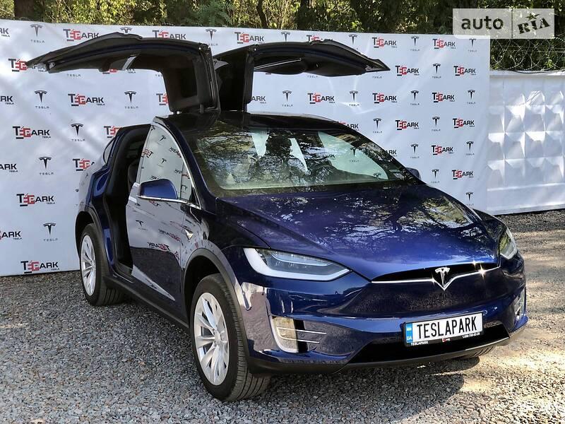 Tesla Model X 2017 в Киеве