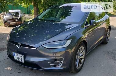 Tesla Model X 2016 в Никополе