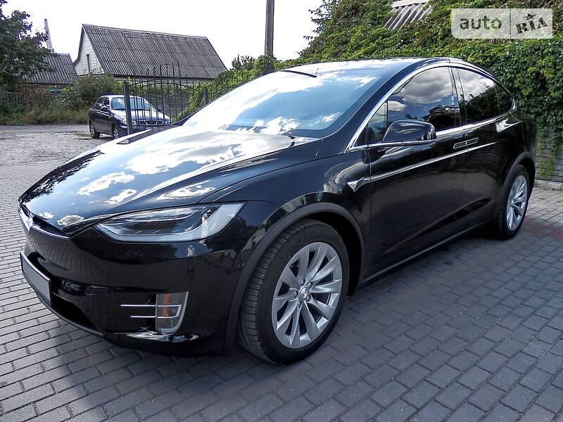 Tesla Model X 75D IDEAL