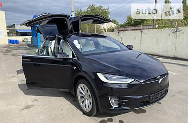 Внедорожник / Кроссовер Tesla Model X 2016 в Харькове