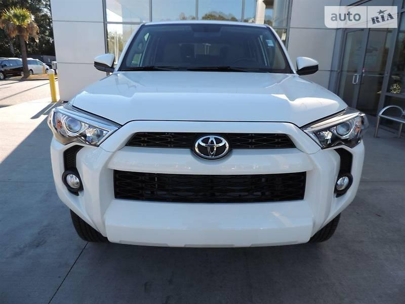 Toyota 4Runner 2018 року в Києві