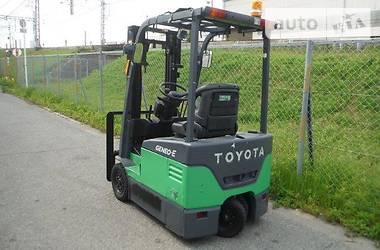 Toyota 7FB10 2004 в Виннице