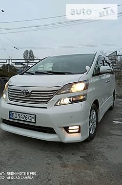 Toyota Alphard 2011 в Тернополе