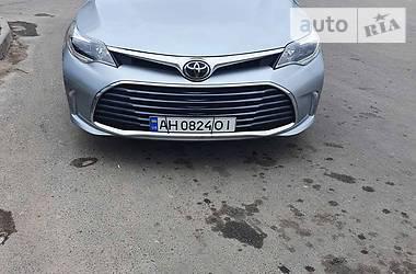 Седан Toyota Avalon 2017 в Мариуполе
