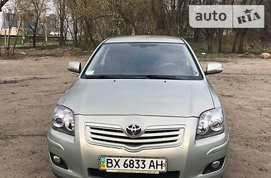 Toyota Avensis 2007 в Киеве