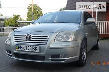 Toyota Avensis 2004 в Одессе