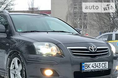 Toyota Avensis 2007 в Луцке