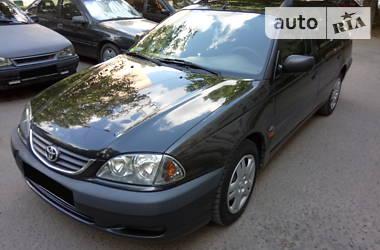 Toyota Avensis 2001 в Одессе