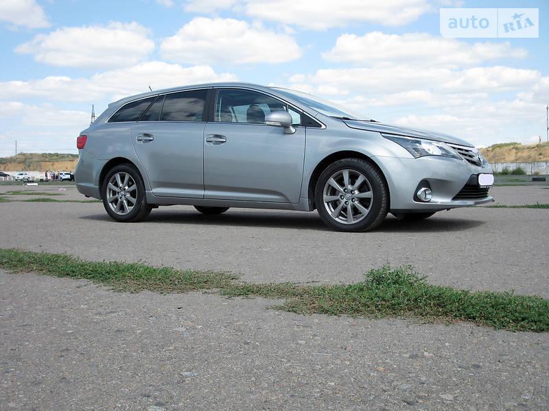 Унiверсал Toyota Avensis 2012 в Одесі