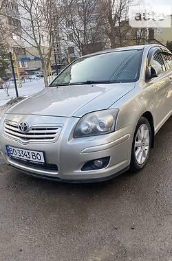 Toyota Avensis 2007 в Тернополе