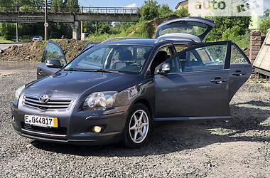 Универсал Toyota Avensis 2007 в Луцке