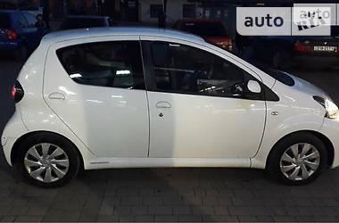 Toyota Aygo 2012 в Ивано-Франковске