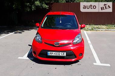 Toyota Aygo 2012 в Житомире