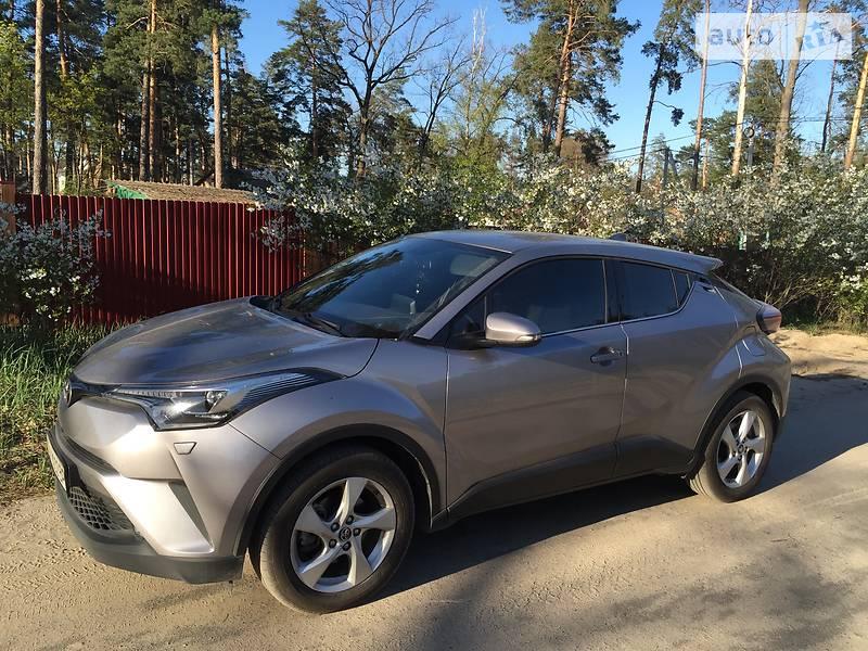 Toyota C-HR 2017 в Киеве