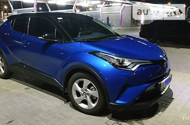 Toyota C-HR 2018 в Днепре