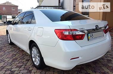 Toyota Camry Elegance 2013