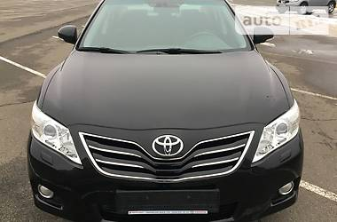 Toyota Camry Restyling 2010