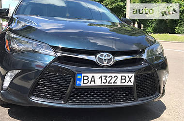 Toyota Camry 2016 в Кропивницком