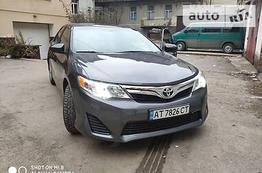 Toyota Camry 2012 в Ивано-Франковске