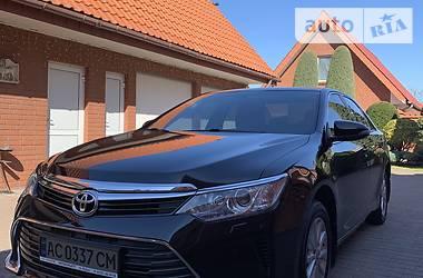 Седан Toyota Camry 2016 в Луцке