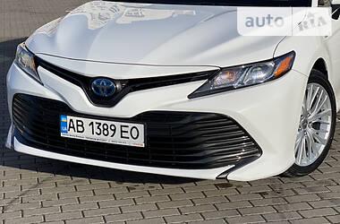 Toyota Camry 2018 в Виннице