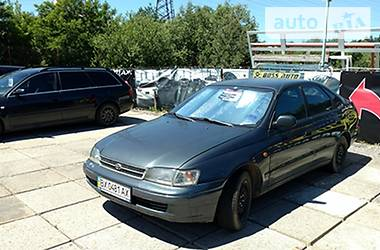 Toyota Carina E 1992 в Львове