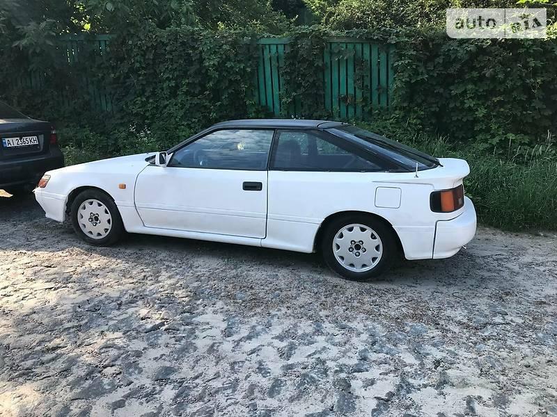 Купе Toyota Celica 1989 в Києві