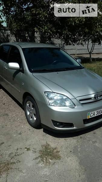 Toyota Corolla 2007 року