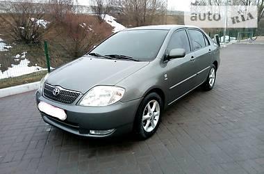 Toyota Corolla 2003 в Киеве