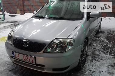 Toyota Corolla 2003 в Ровно