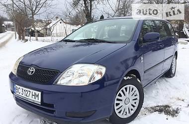 Toyota Corolla 2003 в Львове