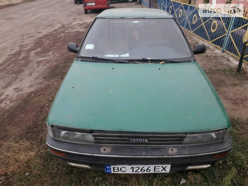Toyota Corolla 1989 в Доманевке