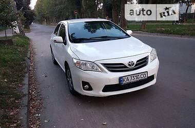 Седан Toyota Corolla 2011 в Києві