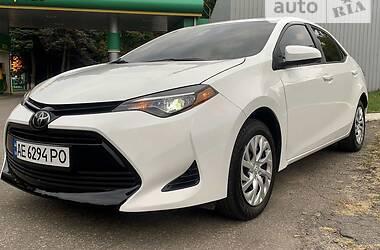 Седан Toyota Corolla 2018 в Днепре
