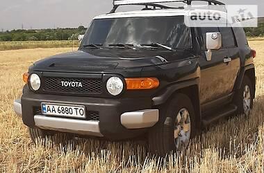 Toyota FJ Cruiser 2008 в Константиновке