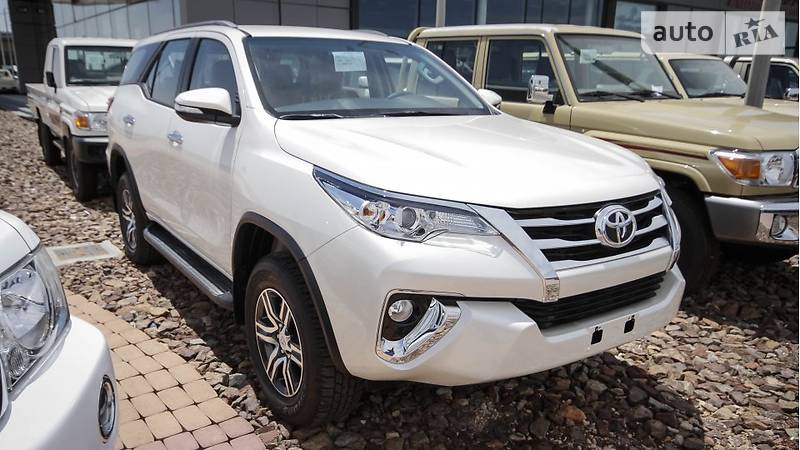 Toyota Fortuner 2017 в Киеве