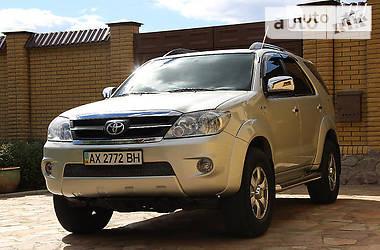 Toyota Fortuner 2007 в Черкассах